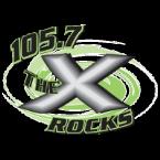 105.7 The X 105.7 FM USA, York