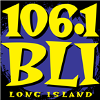 106.1 BLI 106.1 FM United States of America, Patchogue