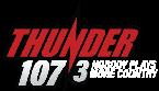 Thunder 107.3 107.3 FM United States of America, Greenville