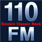 110.FM Smokin Classic Rock United States of America