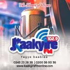 Kaakyire 102.9 FM Ghana, Berekum