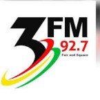 3FM 92.7 FM Ghana, Accra