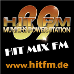 89 HIT FM - HITMIXFM 104.5 FM Germany, Munich