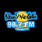 New Style Radio 98.7 FM United Kingdom, Birmingham