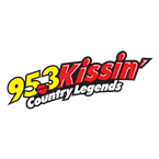 95.3 Kissin Country Legends 95.3 FM USA, Columbus