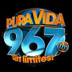 96.7FM Pura Vida 96.7 FM Dominican Republic, Santiago de los Caballeros