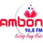 AMBON 96.8 FM Indonesia, Ambon