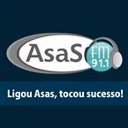 ASAS - FM 91.1 FM Brazil, Lajedo