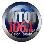 WTQT 106.1 FM United States of America, Baton Rouge