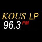 KOUS-LP 96.3 FM USA, Monroe