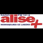 Alisa Plus LV 101.6 FM Latvia, Latgale Region