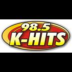 98.5 K-HITS FM 98.5 FM United States of America, Culdesac