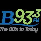 B93.3 93.3 FM USA, Milwaukee