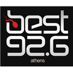 Best 92.6 FM 92.6 FM Greece, Athens