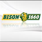 Bison 1660 92.7 FM USA, Fargo