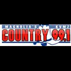 KVMZ 99.1 FM USA, Waldo