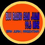 Blu Radio 99.5 mhz San Juan 99.5 FM Argentina, San Juan