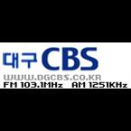 CBS Daegu 1251 AM South Korea, Daegu