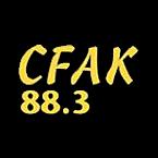 CFAK-FM 88.3 FM Canada, Sherbrooke