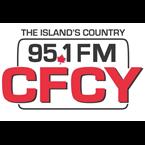 CFCY-FM 95.1 FM Canada, Charlottetown