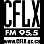 CFLX 95.5 FM Canada, Sherbrooke