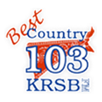 Best Country 103 103.9 FM USA, Sutherlin