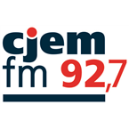 CJEM 92.7 FM Canada, Edmundston