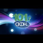 CKDH 101.7 FM Canada, Amherst
