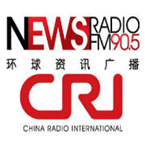 CRI News Radio 90.5 FM China, Beijing