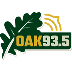 Oak 93.5 93.5 FM United States of America, Raleigh