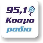 RADIOCOSMO 95.1 FM Greece, Thessaloniki