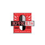 KPFK 99.5 FM USA, China Lake