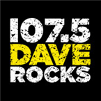 Dave Rocks 107.5 FM Canada, Cambridge