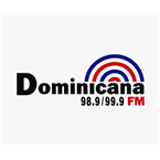 Dominicana FM 98.9 FM Dominican Republic, Santo Domingo de los Colorados