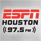 ESPN 97.5 Houston 97.5 FM United States of America, Mont Belvieu