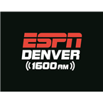 ESPN Denver 1600 1600 FM USA, Lakewood