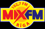 Mix FM 102.7 FM Latvia, Riga Region
