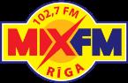 Mix FM 102.7 FM Latvia, Riga Region