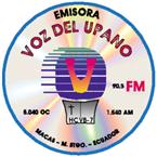 Emisora Voz del Upano 90.5 FM Ecuador, Macas