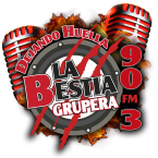 La Bestia Grupera 90.3 FM Mexico, León