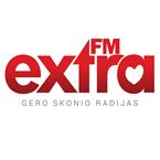 Extra FM 105.4 FM Lithuania, Kaunas County