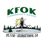 KFOK-LP 95.1 FM USA, Georgetown