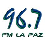 FM La Paz 96.7 FM Bolivia, La Paz