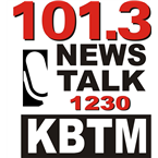 FM News Talk 1013 KBTM 1230 1230 AM USA, Jonesboro