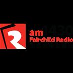 Fairchild Radio 1430 AM Canada, Toronto