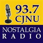 CJNU 93.7FM - Nostalgia Radio 93.7 FM Canada, Winnipeg