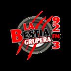 La Bestia Grupera 92.3 FM Mexico, Mexicali