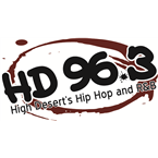 HD 96.3 96.3 FM USA, Victor Valley