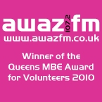 Awaz FM 107.2 FM United Kingdom, Glasgow