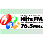 Hits FM 76.5 FM Japan, Gifu